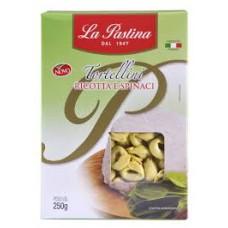 Massa Rec La Pastina Tortellini Ricota E Espinafre 250g