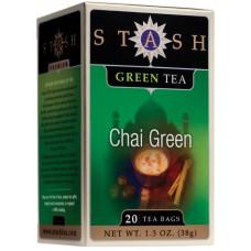 Chai Stash Verde 38g