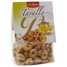 Biscoito Tarallo It Erva Doce La Pastina  200g