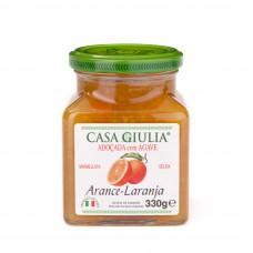 Geleia It Casa Giulia Laranja C/ Agave  330g