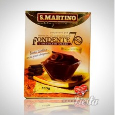 Mousse De Chocolate S. Martino 70 Cacau 115g