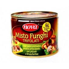 Misto Funghi Nova Trifolati Ol Girassol 180g