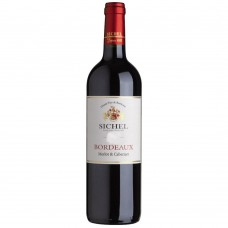 Vinho Sichel Bordeaux Tto 375 Ml
