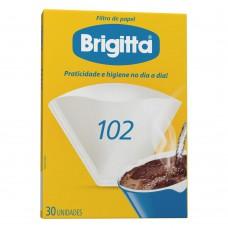 Filtro Brigitta 102 C/30 Unidades