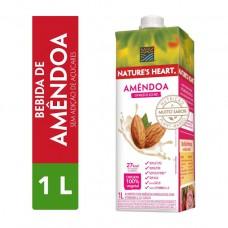 Natures Heart Bebida Amendoa 1l