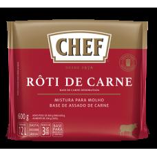 Rôti de Carne em Pó CHEF 600g