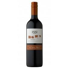 Vinho Cono Sur 1551 Tt Carmenere 750 Ml