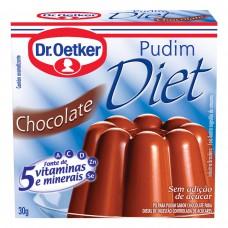 Pudim Diet Chocolate Dr. Oetker 30g