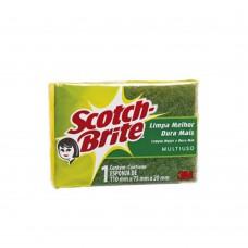 Esponja Dupla Face Scotch Brite 01un - 3m