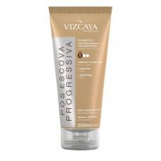 Shampoo Vizcaya PÓs Escova Progressiva 200 Ml