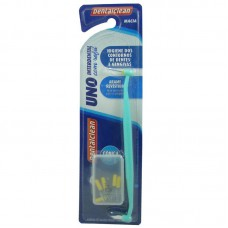 Escova Dentalclean Uno Interdental Com Refil
