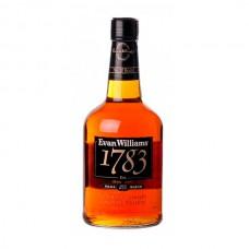 Whiskey Bourbon Evan Williams Kentucky 1783