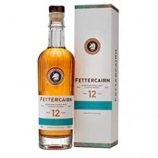 Whiskey Fettercairn 12 Single Malt Scotch