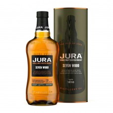 Whiskey Jura Seven Wood Single Malt Scotch