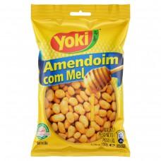 Yoki Amendoim Com Mel 150g
