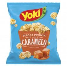 Yoky Pipoca Pronta Caramelo 100g