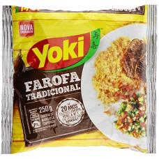 Yoki Farofa Pronta 250g