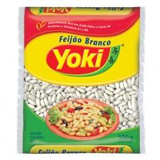 Yoki FeijÃo Branco 500g