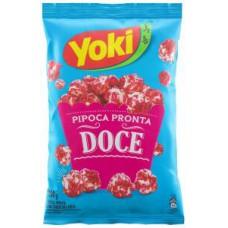 Yoki Pipoca Pronta Doce 100g