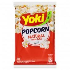 Yoki Popcorn Micro Sal 50g