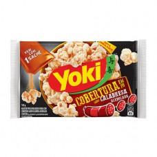 Yoki Popcorn SachÊ Calabresa Acebol 100g