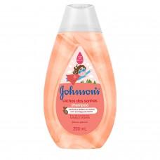 Shampoo Infantil Johnson's Cachos Dos Sonhos 200ml