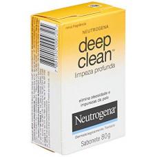 Sabonete Clean E Clear Uso DiÁrio 80g
