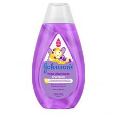 Shampoo Johnson Baby ForÇa Vitaminada 200ml