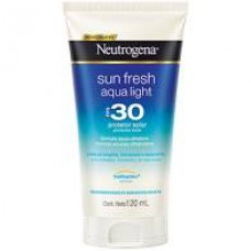 Protetor Solar Neutrogena Aqualight 7891010031978 120ml