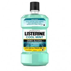 EnxaguatÓrio AntissÉptico Listerine Zero 500ml