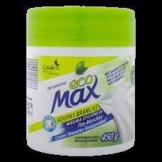 Tira-manchas PÓ Roupas Brancas Ecomax 450g