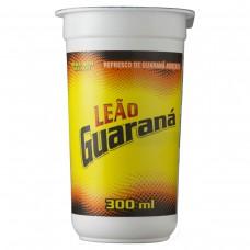 Refresco Adoçado Guaraná Leão Copo 300ml