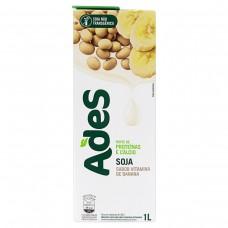 Bebida à Base De Soja Vitamina De Banana Ades Caixa 1l- 1