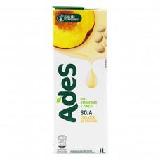 Bebida à Base De Soja Pêssego Ades Caixa 1l- 1