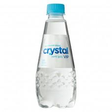 Água Mineral Natural Sem Gás Crystal Vip Garrafa 350ml