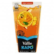 Bebida Adoçada Laranja Del Valle Kapo Caixa 200ml