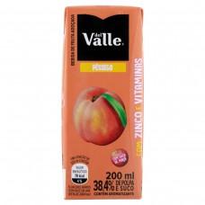 Bebida Adoçada Pêssego Del Valle Nutri Caixa 200ml