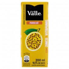 Bebida Adoçada Maracujá Del Valle Nutri Caixa 200ml