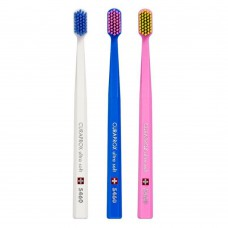 Ultra Soft Trio Especial Edition Cs5460b Cores Sortidas Curaprox - Escova Dental 3 Un