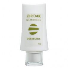 Zeroak Gel Matificante Dermatus - Tratamento Antiacne 30g