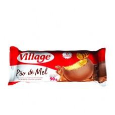PÃo De Mel Village Lata Com 220g