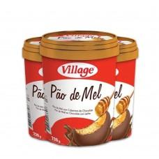 PÃo De Mel Village Pote De 220g