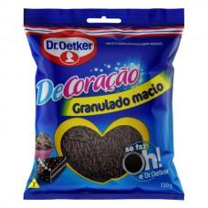 Chocolate Granulado Macio Dr. Oetker 130g