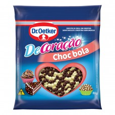 Chocolate Bola Dr. Oetker 80g