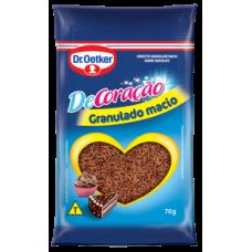 Chocolate Granulado Macio Dr. Oetker 70g
