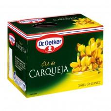 Chá De Carqueja  - 15 Saches Dr. Oetker 15g