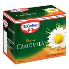 Chá De Camomila - 10 Saches Dr. Oetker 10g