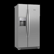 Geladeira/refrigerador Side By Side Frost Free Inox 504l Electrolux (ss72x) 220v