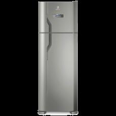 Geladeira/refrigerador Frost Free Cor Inox 310l Electrolux (tf39s) 220v
