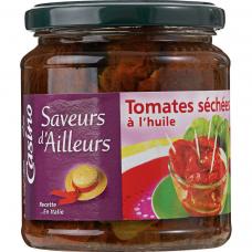 Tomate Seco Francês No Óleo CasÍno Vidro 280g